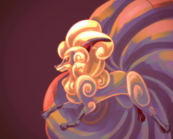 Ninetails by Shalmons