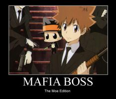 Moe Moe Mafia Boss by HRecycleBin
