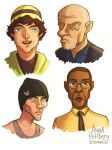 Some more Breaking Bad by aerettberg