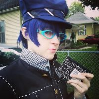 Naoto Shirogane - Investigate? by All-OutAttackCosplay