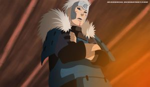 Naruto Manga 619 - Tobirama by Advance996