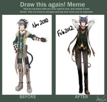 Meme Before-After : Shin by TimeCompass