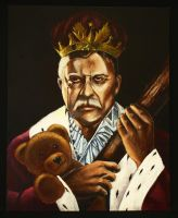King Theodore Roosevelt by k0repanx9