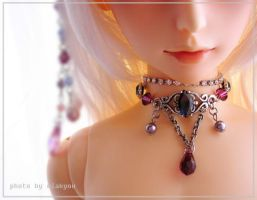 Clandestino Choker for SD Boy by miakyou