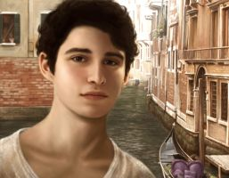 Anne Rice's Tonio Treschi by snoozzzzzz