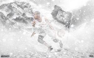 Terrence Ross Wallpaper by Angelmaker666
