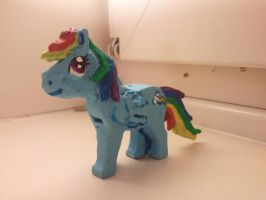 lego Rainbow dash by balthazar147
