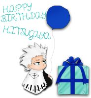 Happy Birthday Hitsugaya by Neokillerqc