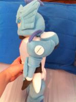 Blurr from the side by PlanetPlush