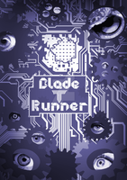 Blade Runner Poster Final by TotalRookie