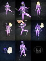 Custom DC Universe Classics The Spoiler Figure by ayelid