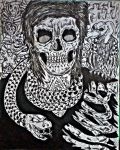Skull by Raphture