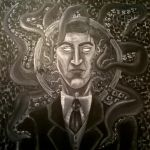 H.P Lovecraft by im-a-nobody