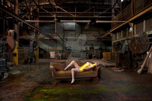 Industrial demise by FotoArtImages