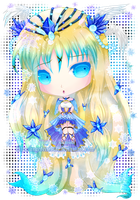 + LCE + Chibi Erinyes + Files for Prints Available by AngedeCristal
