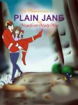 Plain Jane and Magnificent Manly Man by Miscellaneously-Kina