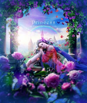 Princess by Mr-Ripley