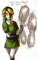 angry link 2 by chobitsG