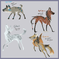 Dog Adopts-3 CLOSED by Stitchy-Face