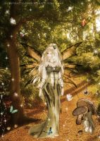 Forest Fae by pixievamp