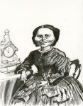 Clara Barton by Caricature80