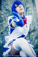 Ryomou Shimei - Ikki Tousen / Battle ver. 4 ~ by Inoshindashin