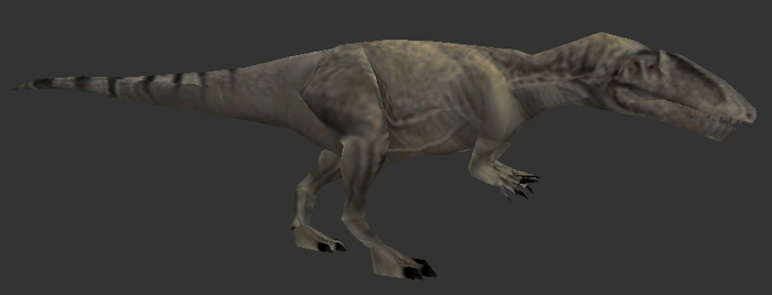 Carnivores 2 Carcharodontosaurus by The---Other---One