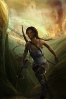 Tomb Raider Reborn by GuilleBot