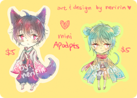 Mini Adopts [CLOSED] by Neririn