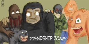 Fiendship Zone by CrisisOmega