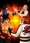 We Are Tekken - Burning Passion by clanto
