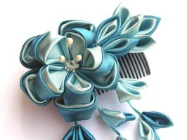 Kanzashi by Geek-ON