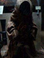 Star Wars the Exhibition - Jawa by Jazzlednightmare16