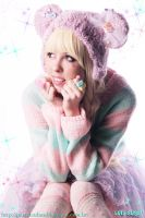 Fairy kei photoshoot 4 by lulysalle