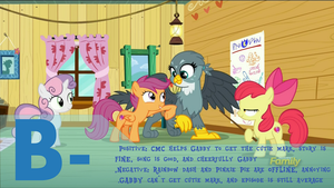 The Fault In Our Cutie Marks Review by Michaelsety