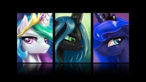 The Portraits by reddhero12