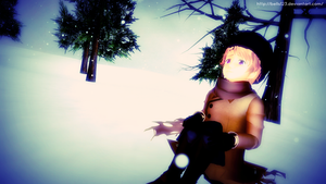 :.APH MMD:. W I N T E R by bells123