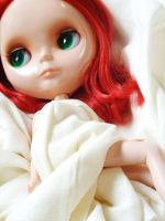 Blythe: in bed with Camille by tawachic
