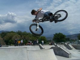 BMX Tourny 2 by OsoSucio