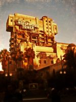 The Hollywood Tower Hotel by moonaniteone