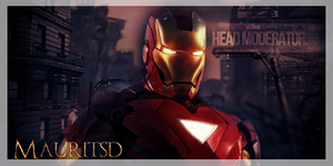 Iron Man by GFX-ZeuS