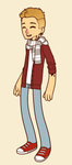 Hipster Dress Up: Steven by SharkMate