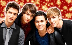 A Big Time Rush Christmas by ElijahVD