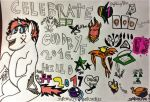 Time to celebrate (Everybody read the description) by yannirex