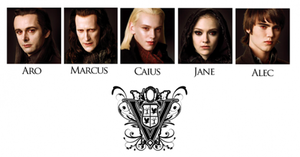 the volturi by Hayster13