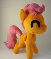 Scootaloo Plush by ferbii