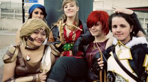 MCM Expo'11 - Aeducan Cosplay 10 by aimo