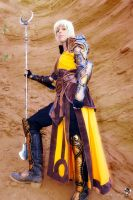 Diablo III - Monk 01 by Lili-cosplay