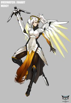 FA : MERCY by GARAYANN