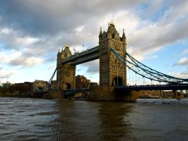 Tower Bridge by gee231205